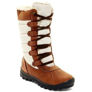 Timberland Mt Hayes Tall Boots Waterproof Size 7